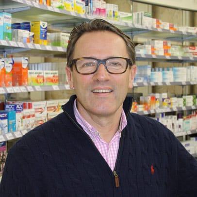 Apotheker Dr. Robert Stenz