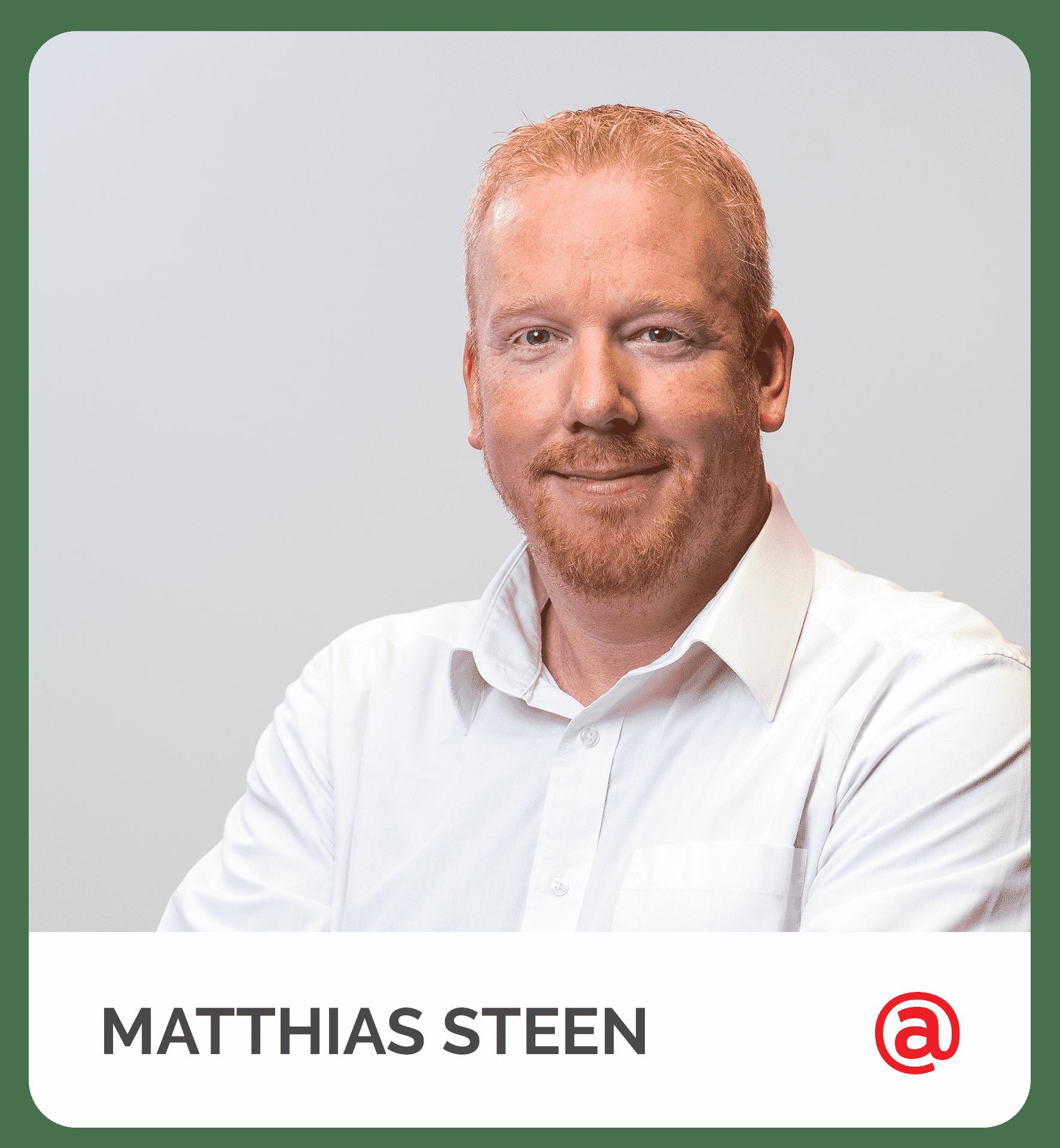 Technischer Support_Matthias Steen